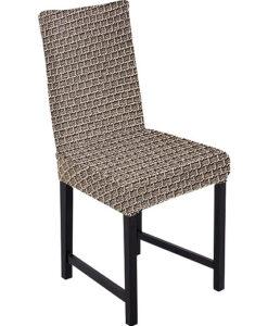 Potah na židli Chess  - Potahy (napínací a elastické)